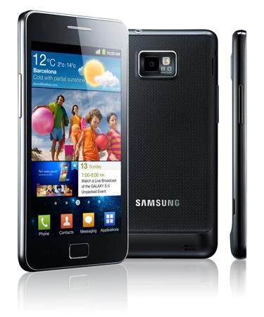 Samsung galaxy s ii — в россии через месяц