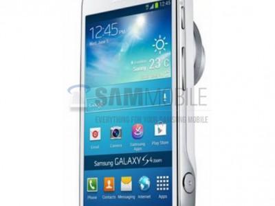 Samsung galaxy s4 zoom lte выходит в продажу в европе