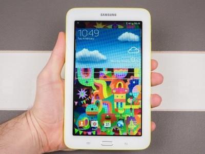 Samsung galaxy tab 3 lite kids edition будет представлен в марте