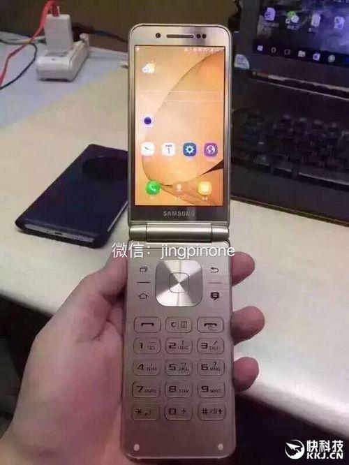 Samsung готовит новый флагманский смартфон в редком форм-факторе