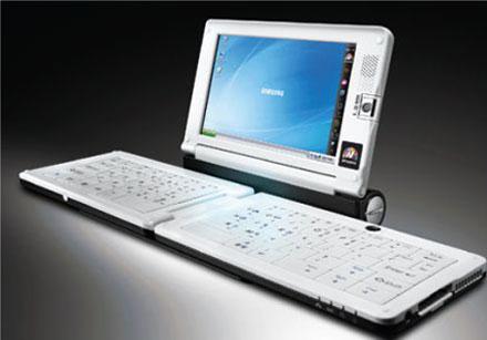 Samsung готовит новый умпк. фото
