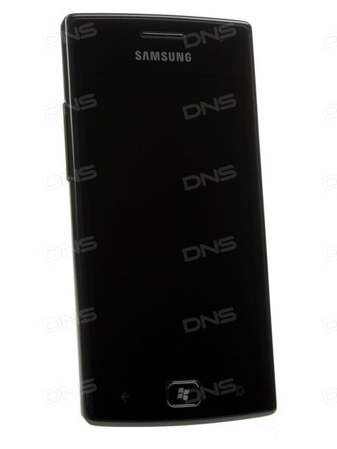 Samsung gt-i8350 станет новым смартфоном samsung с wp7 mango