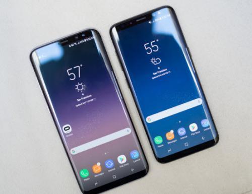 Samsung обвинили в завышении данных о предзаказах смартфона galaxy s8