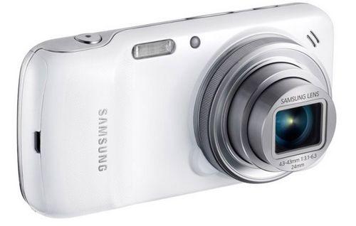 Samsung официально представила камерафон galaxy s4 zoom с 16 мп датчиком и 10-кратным зумом