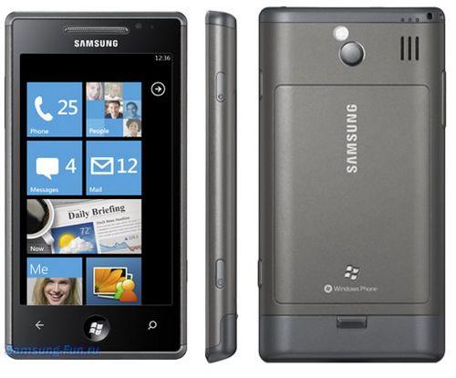 Samsung omnia 7 – смартфон на windows phone 7 c super amoled дисплеем