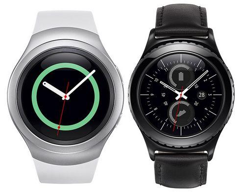 Samsung открывает предзаказ на gear s2 и gear s2 classic