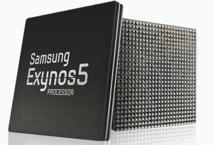 Samsung представил 8-ядерный процессор для смартфонов
