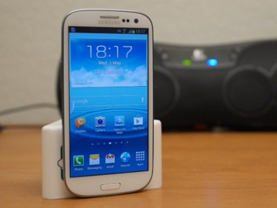 Samsung представил аксессуары для galaxy s3