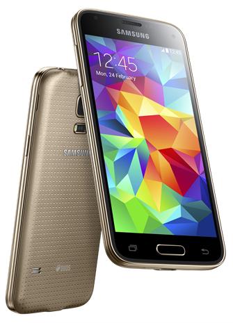 Samsung представила компактный смартфон galaxy s5 mini