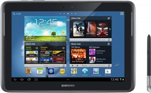 Samsung представляет планшет galaxy note 10.1 с поддержкой lte