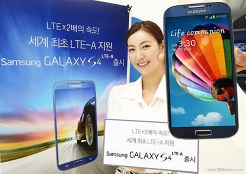 Samsung продала 150 тысяч galaxy s iv lte-a за 2 недели
