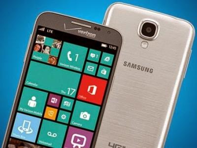 Samsung работает над новым смартфоном на windows phone 8.1