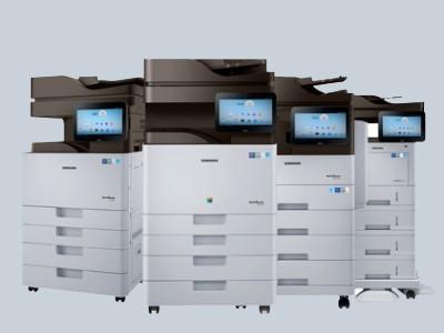 Samsung разработала первые офисные принтеры на android