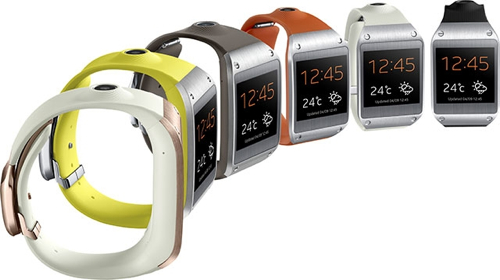 Samsung выпустил «умные часы» раньше, чем apple