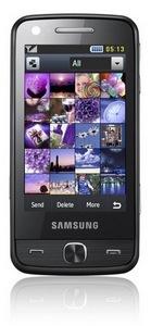 Samsung выпустит первый 12-мп тачфон