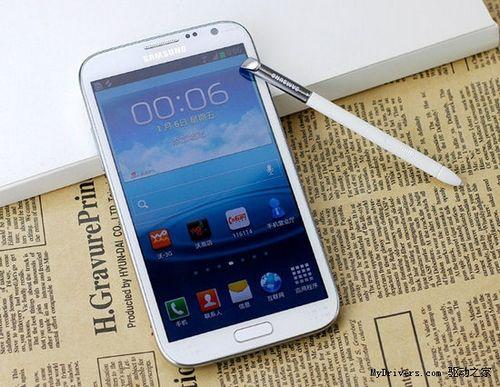Samsung выпустит версию galaxy note ii с поддержкой двух сим-карт