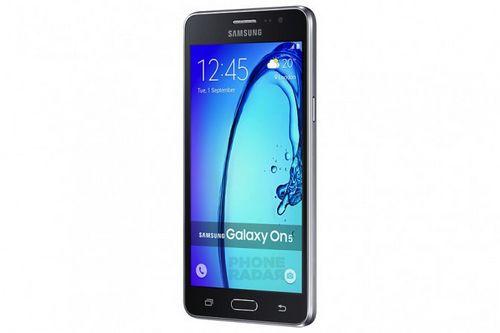 Samsung «засветила» смартфоны galaxy on5 и on7