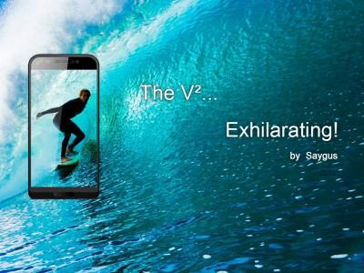 Saygus v-squared - водонепроницаемый смартфон с двумя операционными системами