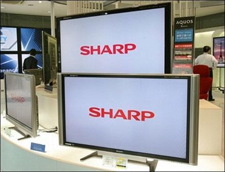 Sharp: продавать жк-телевизоры samsung нельзя