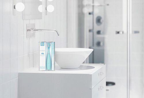 Шведы из foreo разработали первую в мире говорящую зубную щетку issalexa. она распознает настроение владельца по его слюне (!?!)