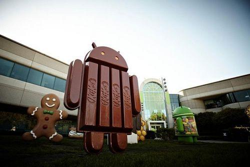 Следующая версия android будет называться 4.4 kitkat