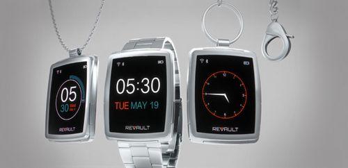 Смарт-часы revault заменят облачное хранилище
