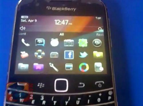 Смартфон blackberry dakota получил 1,2-гигагерцовый процессор