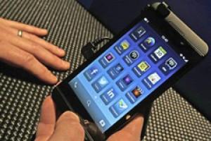 Смартфон blackberry z10 показал внутренности