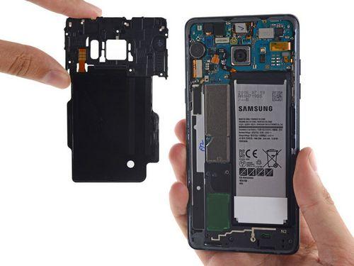Смартфон iphone 6 заработал у ifixit семь баллов из десяти