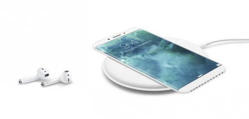 Смартфон iphone 8 действительно получит поддержку беспроводной зарядки, но она не будет ни революционной, ни даже просто быстрой