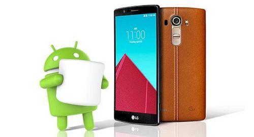 Смартфон lg g4 получит обновление до android 6.0 marshmallow