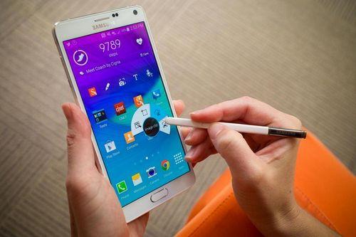 Смартфон samsung galaxy note 5 может получить 5,9-дюймовый дисплей разрешением ultra hd (3840х2160 точек)