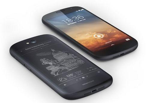 Смартфон yotaphone 3 выйдет через год-полтора и может получить дисплей с тактильной обратной связью