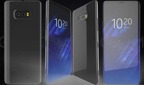 Смартфону samsung galaxy s9 приписывают уменьшенную печатную плату и аккумулятор увеличенной емкости