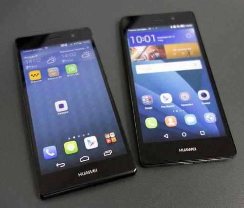 Смартфоны huawei p8 и p8 lite: первый взгляд на предварительный обзор