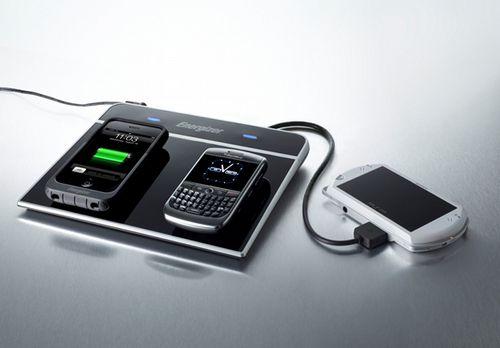 Смартфоны samsung и apple поддержат беспроводную подзарядку