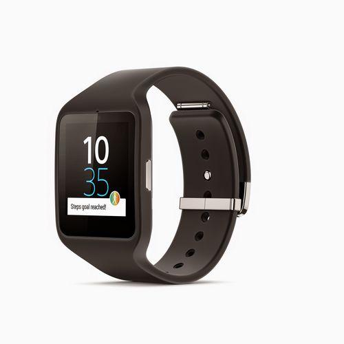 Smartwatch 3 и smartband talk - новое поколение нательных гаджетов от sony (9 фото)