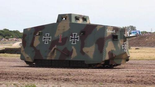 Сми сообщают о «возрождении» легендарных немецких танков для сдерживания россии
