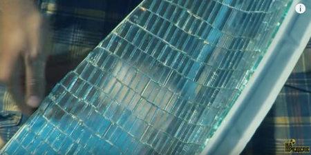 Солнечный концентратор из параболической антенны