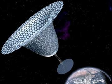 «Солнечный» спутник sps-alpha сможет стать реальностью