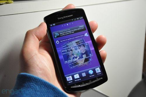 Sony ericsson xperia play (playstation phone) в подробностях
