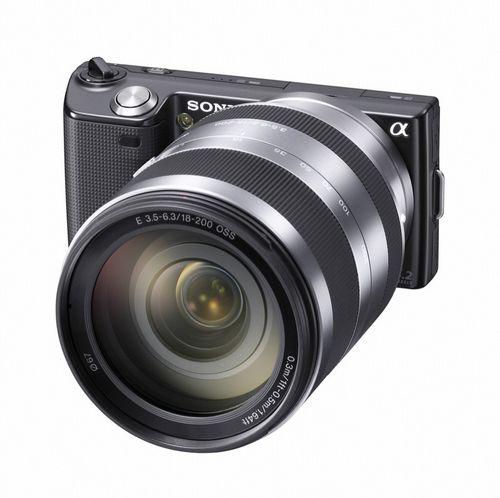 Sony nex-5 и nex-3 - ультракомпактные беззеркальные фотоаппараты со сменными объективами (11 фото)