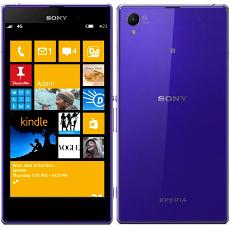 Sony подтвердила возможность выпуска смартфона на windows phone