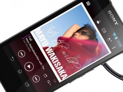 Sony walkman f886 - плеер на android с качественным звуком