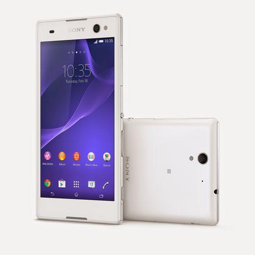 Sony xperia c3 - смартфон, предназначенный для создания селфи
