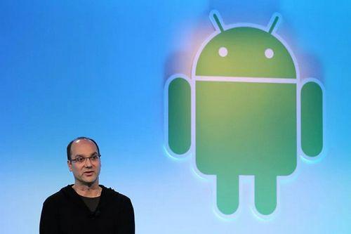 Создатель android работает над смартфоном с «безрамочным» экраном