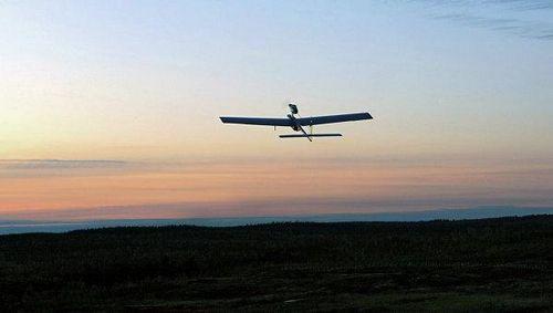 Специалисты красноярска представили разработку беспилотного вертолета-самолета