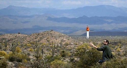 Sprite — беспилотник для походов (3 фото + видео)