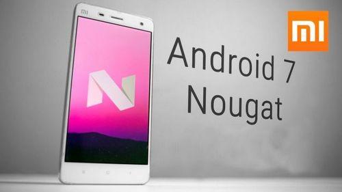 Сразу 14 смартфонов xiaomi получат android nougat