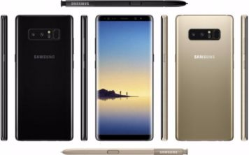 Стала известна дата открытия предзаказа на samsung galaxy note 8